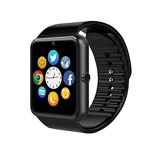 ZAOYIMALL Smartwatch GT08 Bluetooth Smart Watch with Camera SIM TF Card Call Sync Notification for Iphone and Android Smartphones 6.7  #1 #Android-iOS #Black #CE #Silver #WirelessPhoneAccessory #WIRELESS_ACCESSORY #ZAOYIMALL #ZAOYIMALL #ZAOYIMALL #ZAOYIMALL #ZAOYIMALL Compatibility Note:Compatible with Android System(full function support)and IOS System (limited function support,it can work...