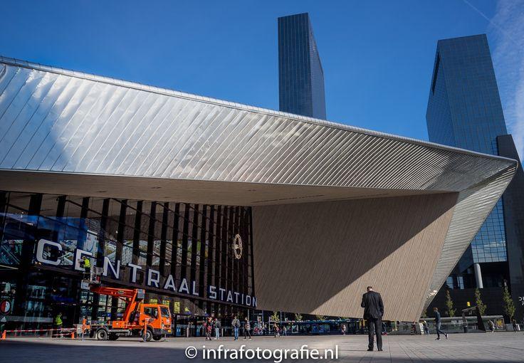 Central Station Rotterdam
