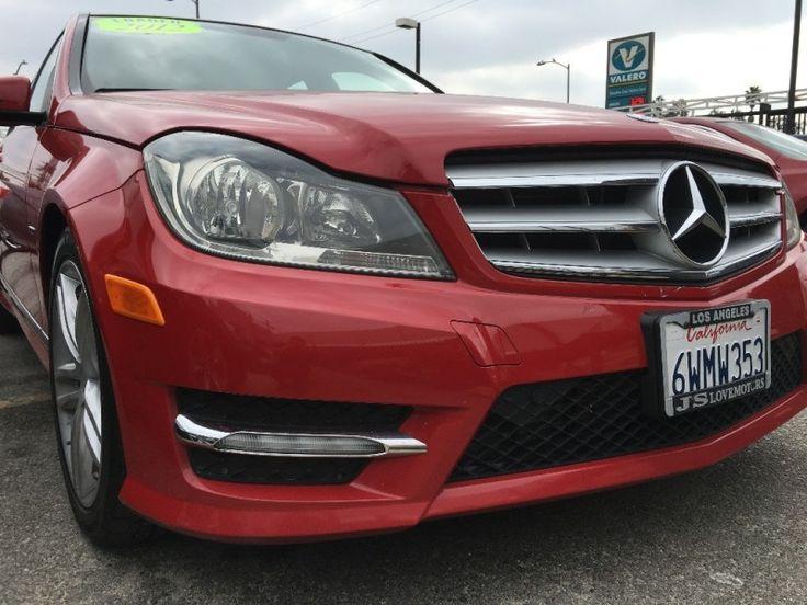 2012 Mercedes-Benz C-Class $17299 http://www.jslovemotors.com/inventory/view/10675168