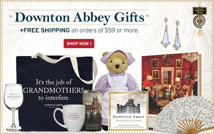 Downton Abbey Gifts | GIFTS to Gift | Pinterest | Downton abbey, Soundtrack and Documentary.