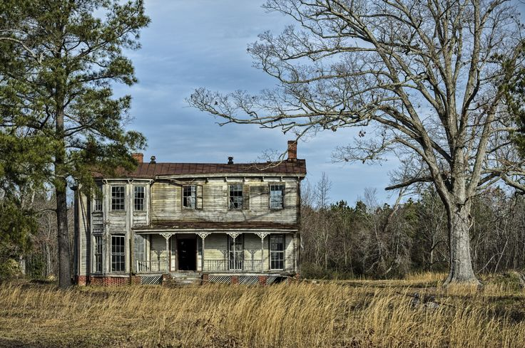 Photograph Old Abandoned Clapboard House by Dennis Mook on 500px