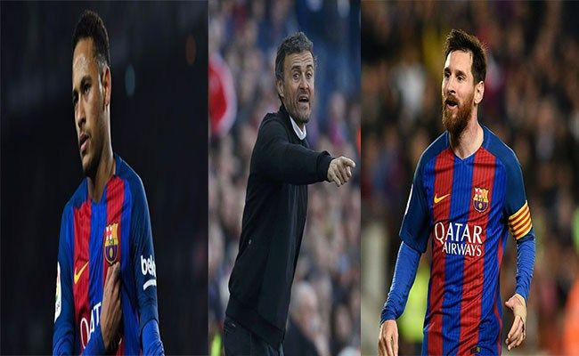 Luis Enrique's eight striker plan and Neymar's 1% chance and 99% faith waiting for Juventus at Camp Nou