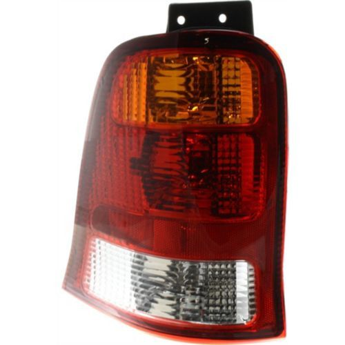 1999-2003 Ford Windstar Tail Lamp LH, Lens And Housing