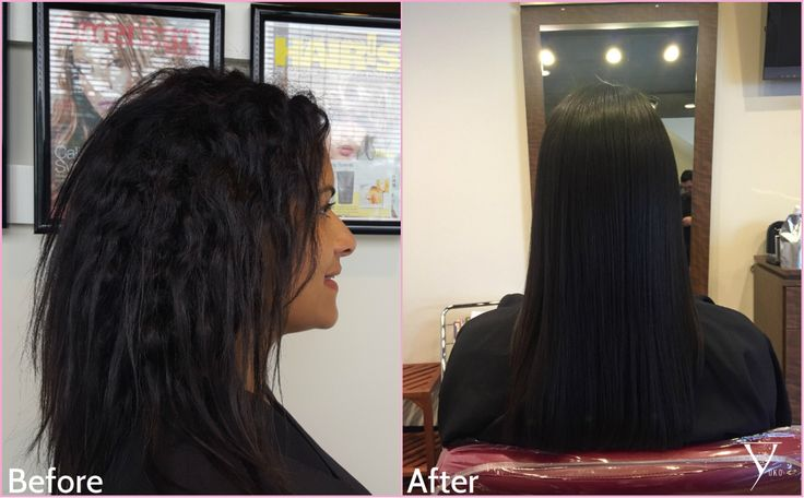 Our clients and models love YUKO Hair Straightening. Its ideal for anyone who straightened their hair everyday and who has little to no damage of chemically treated hair.  Book your appointment with us today! #torranceca #yukohairstraightening #yukosalon