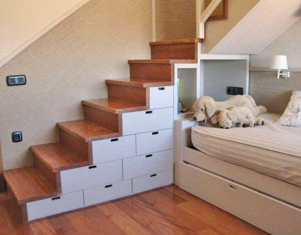 1000 ideas about escaleras para casas peque as on - Escaleras para casas pequenas ...