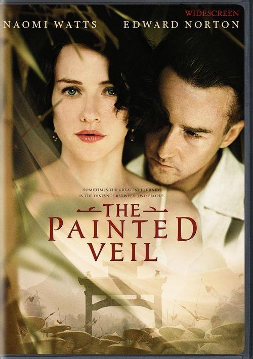 The Painted Veil: Books, The Painted Veil, Movies Tv, Veils, Edward Norton, Favorite Movies, Naomi Watts, Favorite Films