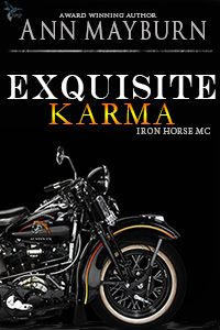 Sunday Snippet: Exquisite Karma by Ann Mayburn