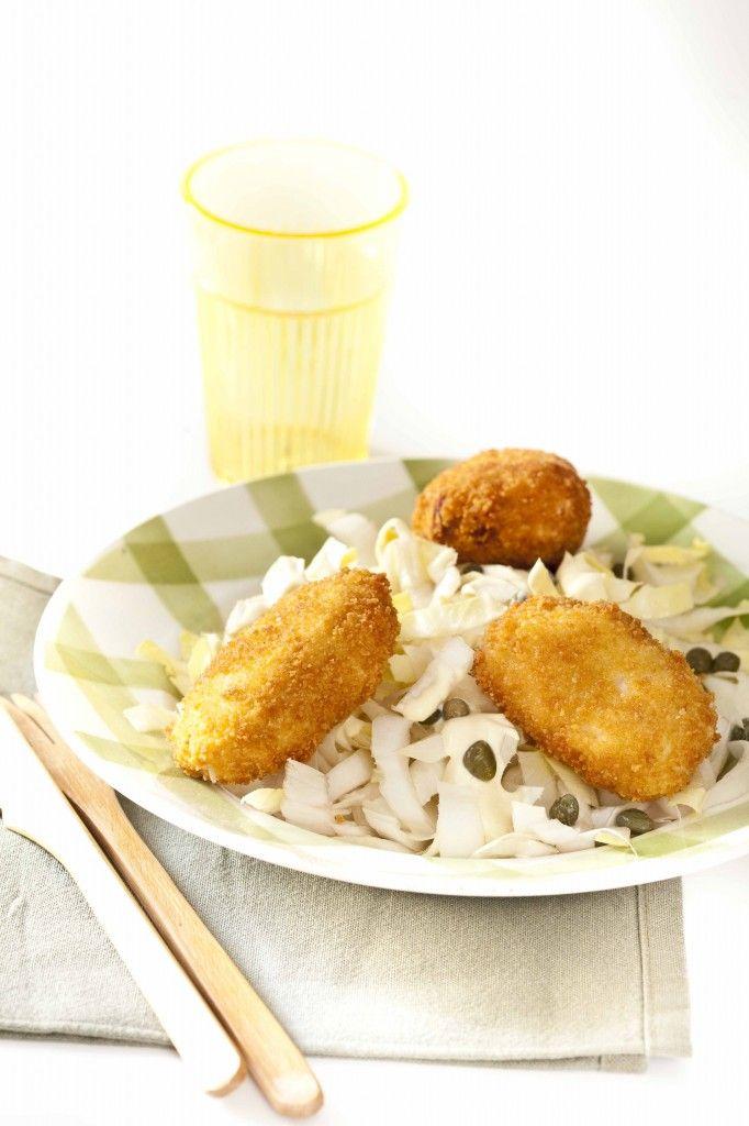 Nuggets de poulet Pas la peine d'aller dans un fast food pour faire plaisir aux enfants et apprendre à cuisiner en s'amusant!