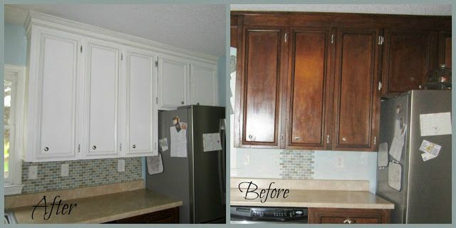 Best 20+ White distressed cabinets ideas on Pinterest ...