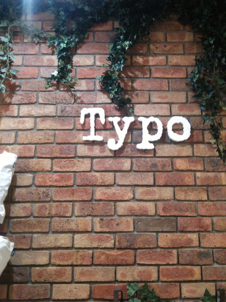 Typo | stationery and gifts - Leyla Forbes