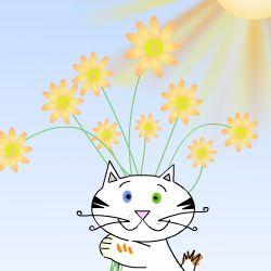 Felicitare animata de Florii cu mesajul: Pentru ca e ziua numelui tau, iti trimit un buchet si o urare. La multi, multi, multi, multi, multi, multi, multi ani fericiti!! http://ofelicitare.ro/felicitari-de-florii/la-multi-multi-ani-de-florii-598.html