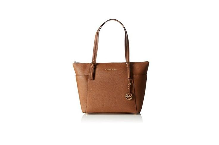 Michael Kors Jet Set Item Lg East West Top Zip Tote