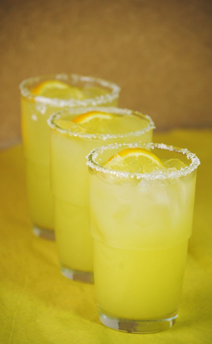 Pina Y Pepino (Pineapple and Cucumber) Margarita - make with a juicer