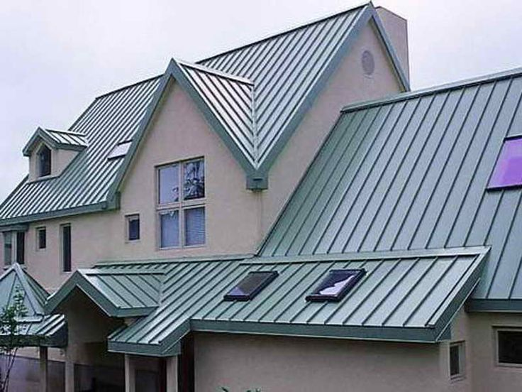 House Metal Roof | How To Choose Corrugated Metal Roofing For Home |  Painted Brick | Pinterest | Corrugated Metal Roofing, Corrugated Metal And Metal  Roof