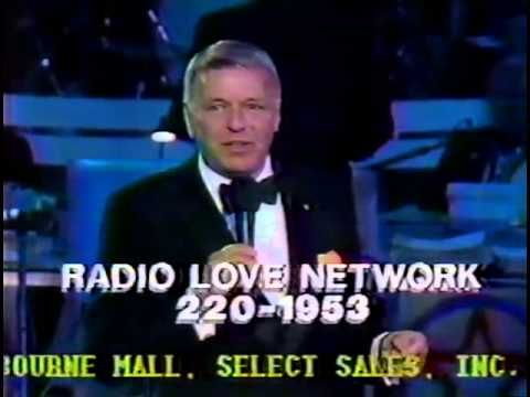 FRANK SINATRA   'LA IS MY LADY'   JERRY LEWIS MDA TELETHON, 1986