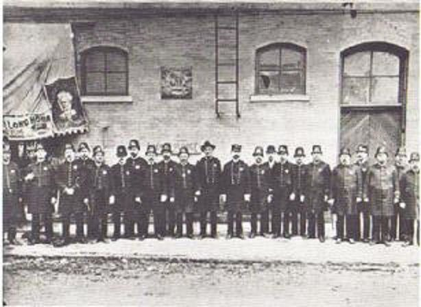 Birmingham Police department 1883