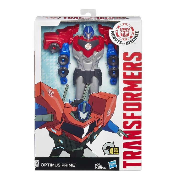 TRANSFORMERS Titian Changers | Makro Online 4 step changes R299