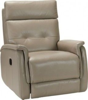 Shop for a Cindy Crawford Home Adelino Gray Leather Recliner at Rooms To Go. Find  sc 1 st  Pinterest : handicap recliners - islam-shia.org