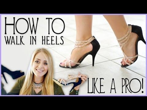 FleurDeForce Shares How To Walk In High Heels Like A Pro | Fleur's Fashi...