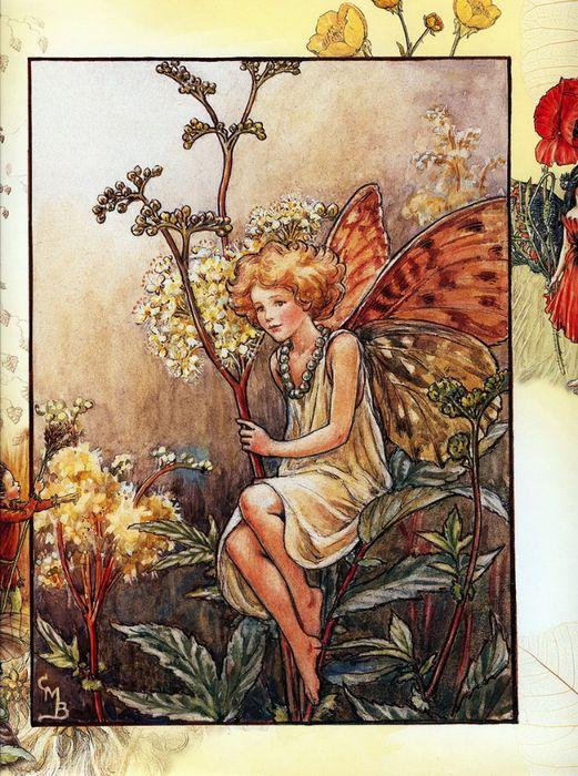 Las Hadas Flores; Cecily Mary Barker