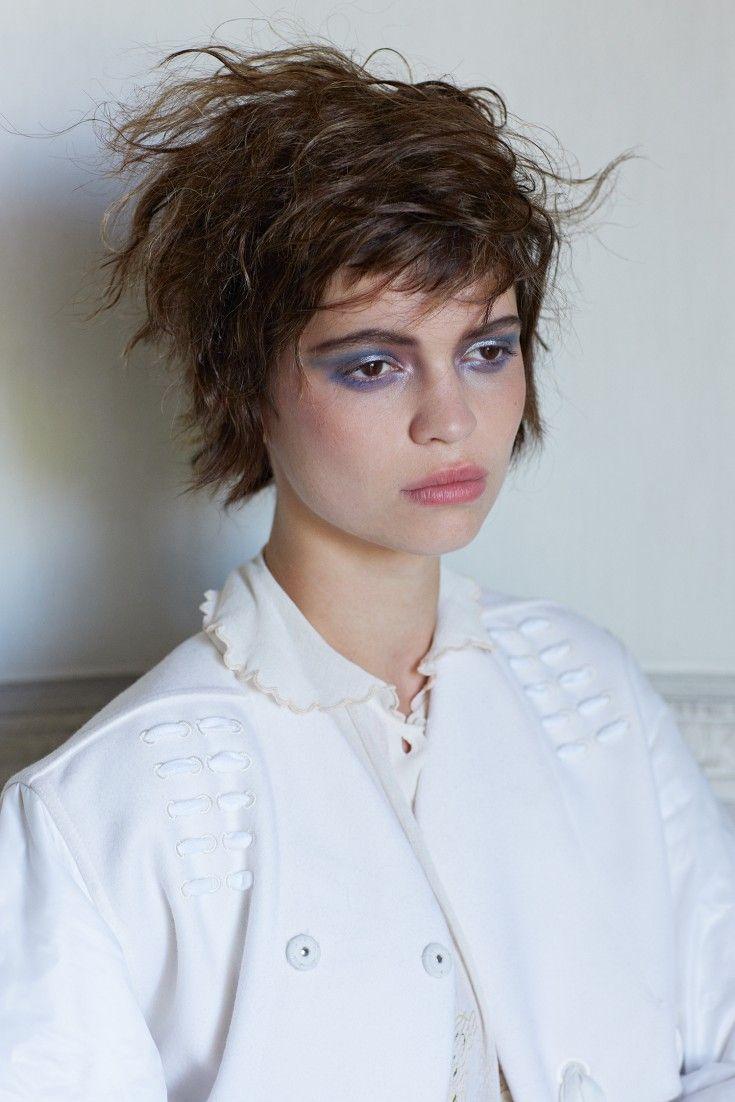 Pixie Geldof by Camille Bidault Waddington (The Rustle Of Language - Purple Fashion #20 Fall 2013) 6