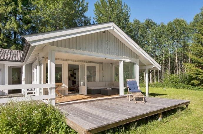Небольшой симпатичный домик в Швеции площадью 76 кв.м. - Дизайн интерьеров | Идеи вашего дома | Lodgers