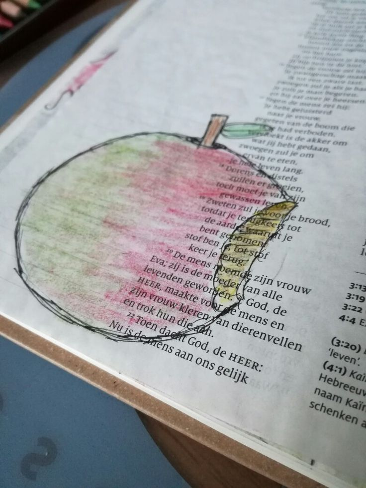 De verboden vrucht - Genesis