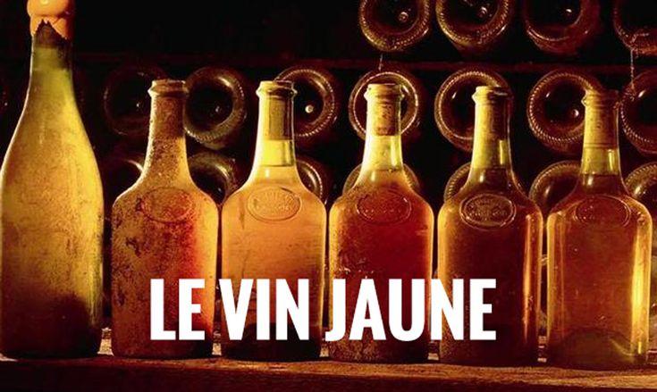 L'Or du Jura, l'un des plus grands vins blancs secs du monde.