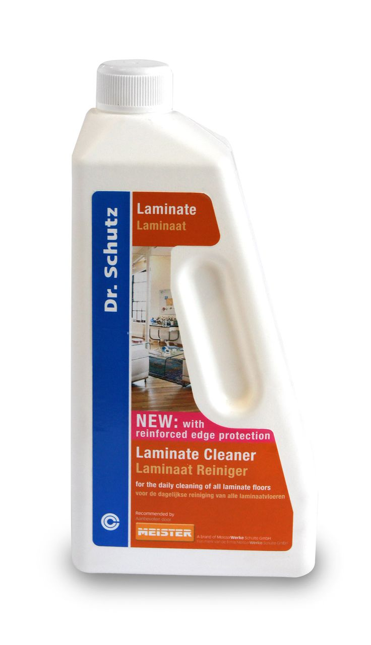 Meister UK Laminate Cleaner: Specially developed for Meister floors to maintain that just fitted look!