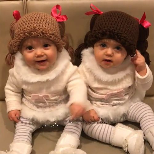 Crochet For Children: All Sizes of Cabbage Patch Hat - Free Pattern