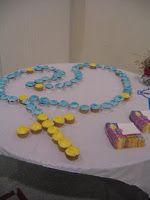 Edible rosaries!