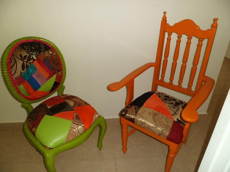 me encantan estas sillas