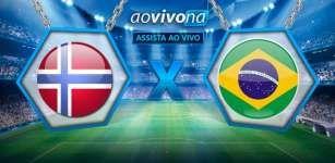 Assistir Noruega x Brasil ao vivo - handebol feminino