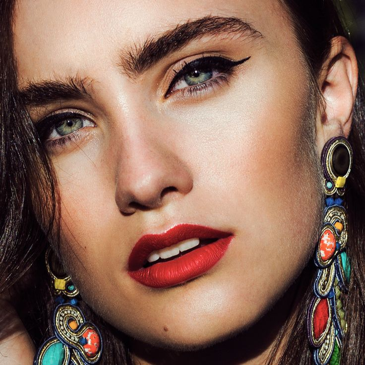 We Are SO Into These Head-Turning Aventure Earrings! - as seen in EnVie magazine  #doricsengeri #editorial #headturning #showstopping #statement #earrings #boldcolors