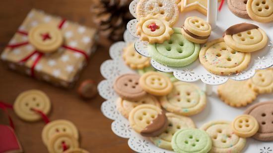 Rezept für Knopf-Guetzli: Einfach nachkochen oder von weiteren köstlichen Rezeptideen für die ganze Familie inspirieren lassen! »» Zum Rezept