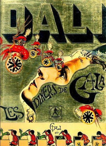 Libro di cucina di Dalì, Les diners de Gala (Le cene di Gala) probabilmente siamo davanti al ricettario più eccentrico ed stravagante mai fatto prima, pubblicato nel 1974 con solo 400 copie stampat…