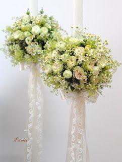 Creatii florale - Flori, forme si culori
