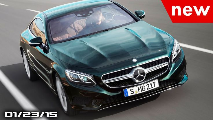 New Ford Focus RS, Porsche 911 GTS Club Coupe, Mercedes S Class Cabrio