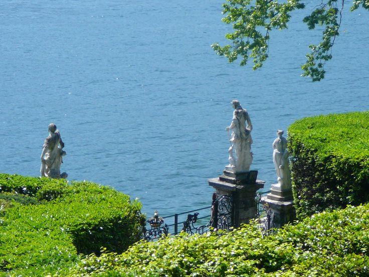 Villa Carlotta, Tremezzo, lac de Côme by Seemore