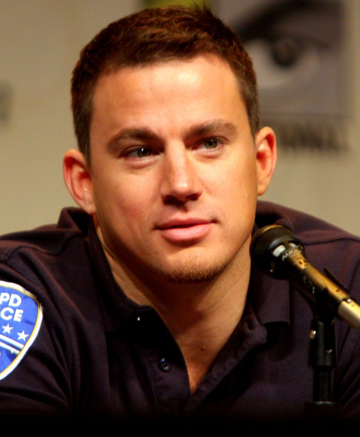 Channing Tatum Named PEOPLE's Sexiest Man Alive Popular Culture ...