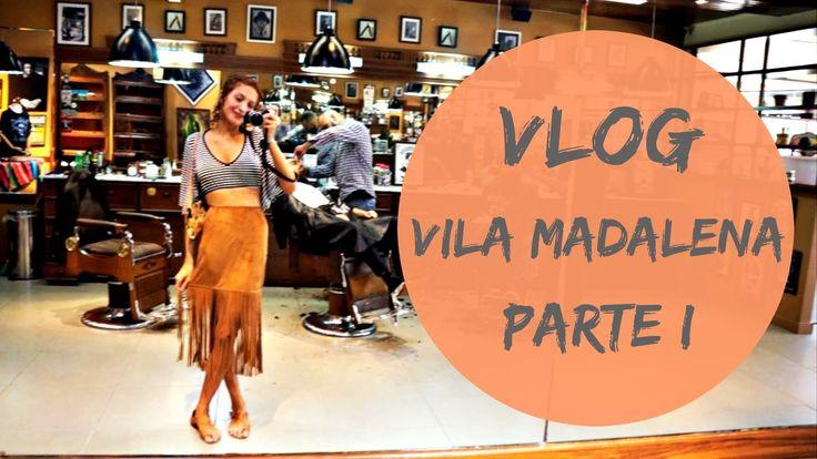 Vlog SP #1: Vila Madalena, Entrevista, Giramondo Hostel, Bardot, Cavaler...