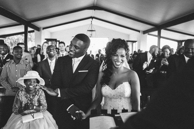 Top Billing gets invited to Springbok Lwazi Mvovo's wedding