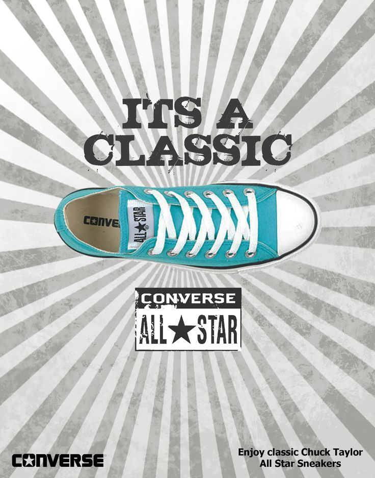 11 Classic Facts About Converse Chucks
