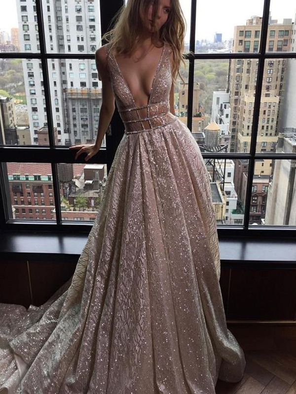 Long Custom Prom Dress,sparkly prom dress,Sherri Hill prom dress,sexy prom dress,ball gown dress,occasion dress,gorgeous prom dress,vintage prom dress,junior prom dress,2016 prom dressPD0081177