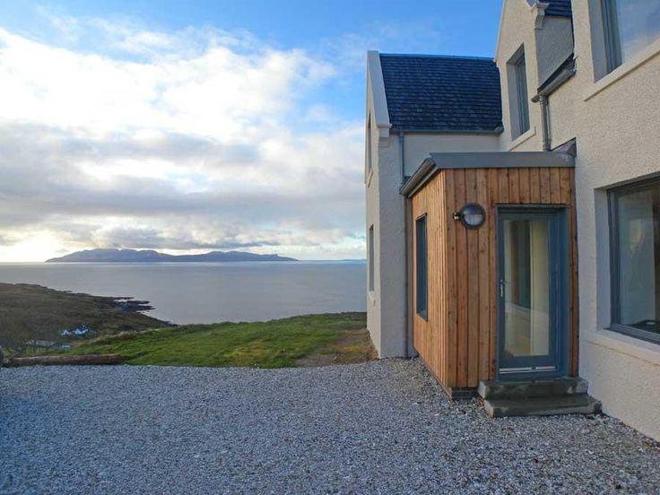 modern clad porch uk - Google Search