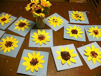 sunflower craft ideas 73 best images about preschool crafts amp story stretchers 3032
