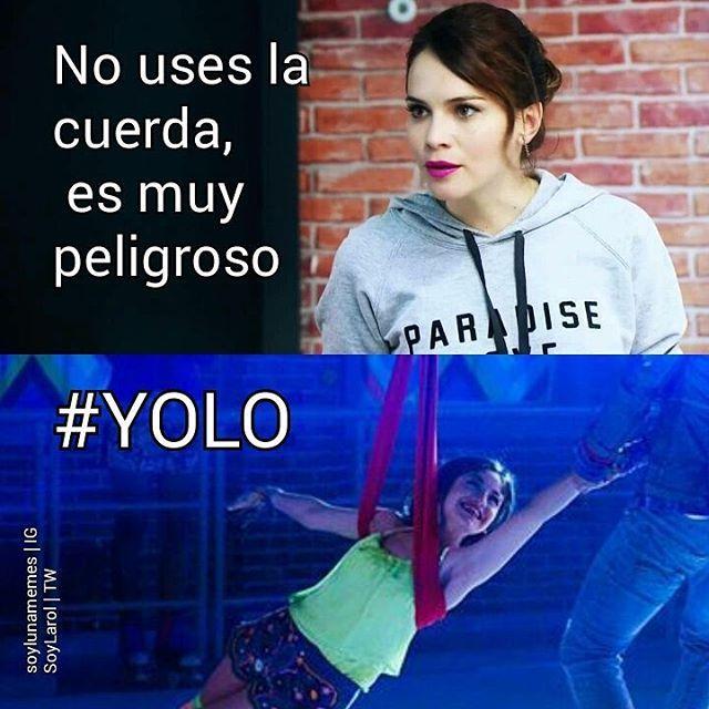 #YOLO significa yo