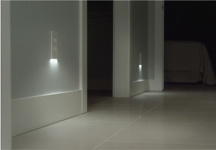 See how you can easily add guide lights in any hallway in your home. These lights are simple and quick to add to your home and are extremely helpful at night. Everyone will love having these budget-friendly lights in your hallway.