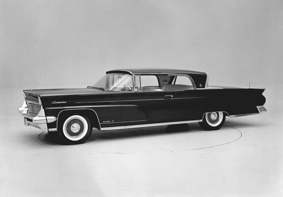 1959 Lincoln Continental Mark Iv Coupe