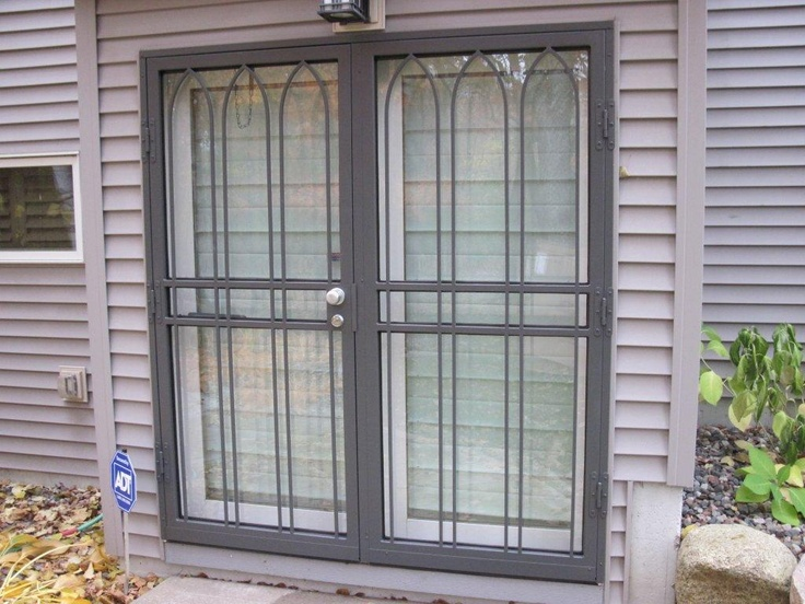 1000 images about iron storm doors on pinterest for Custom storm doors